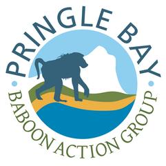 Pringle Bay Baboon Action Group logo