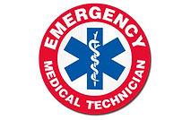 Emergency medical technician logo