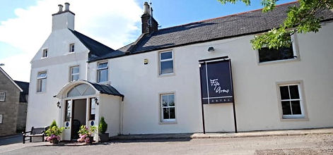 The Fife Arms, Turriff