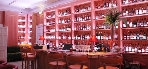 Craigellachie Whisky Bar