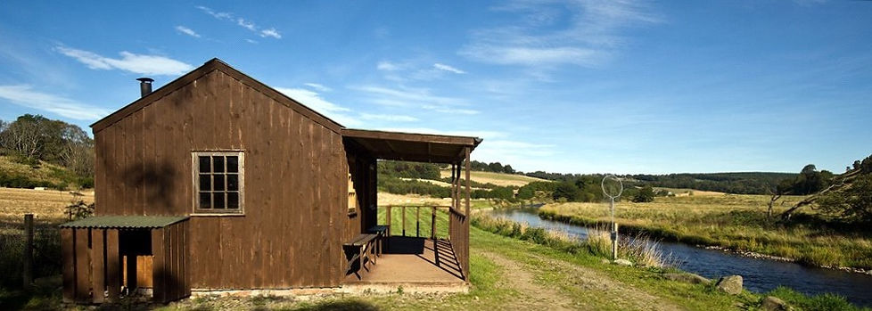 Deveronsied Fishings Fishing Hut
