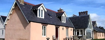Waterside Lodge - Luxury riverside self-catering accommodation in Aberdeenshire