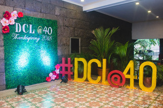 DCL Management International Incorporated's 40th Anniversary & Thanksgiving 2018