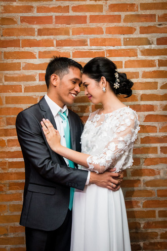 Ran & Leng | Civil Wedding