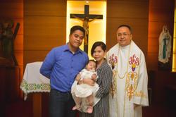 Crescent's Baptism