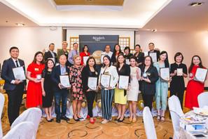 Reader's Digest Quality Service Awards 2020