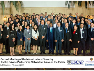 [Day 1] - The Second Meeting of the Infrastructure Financing and Public-Private Partnership Network