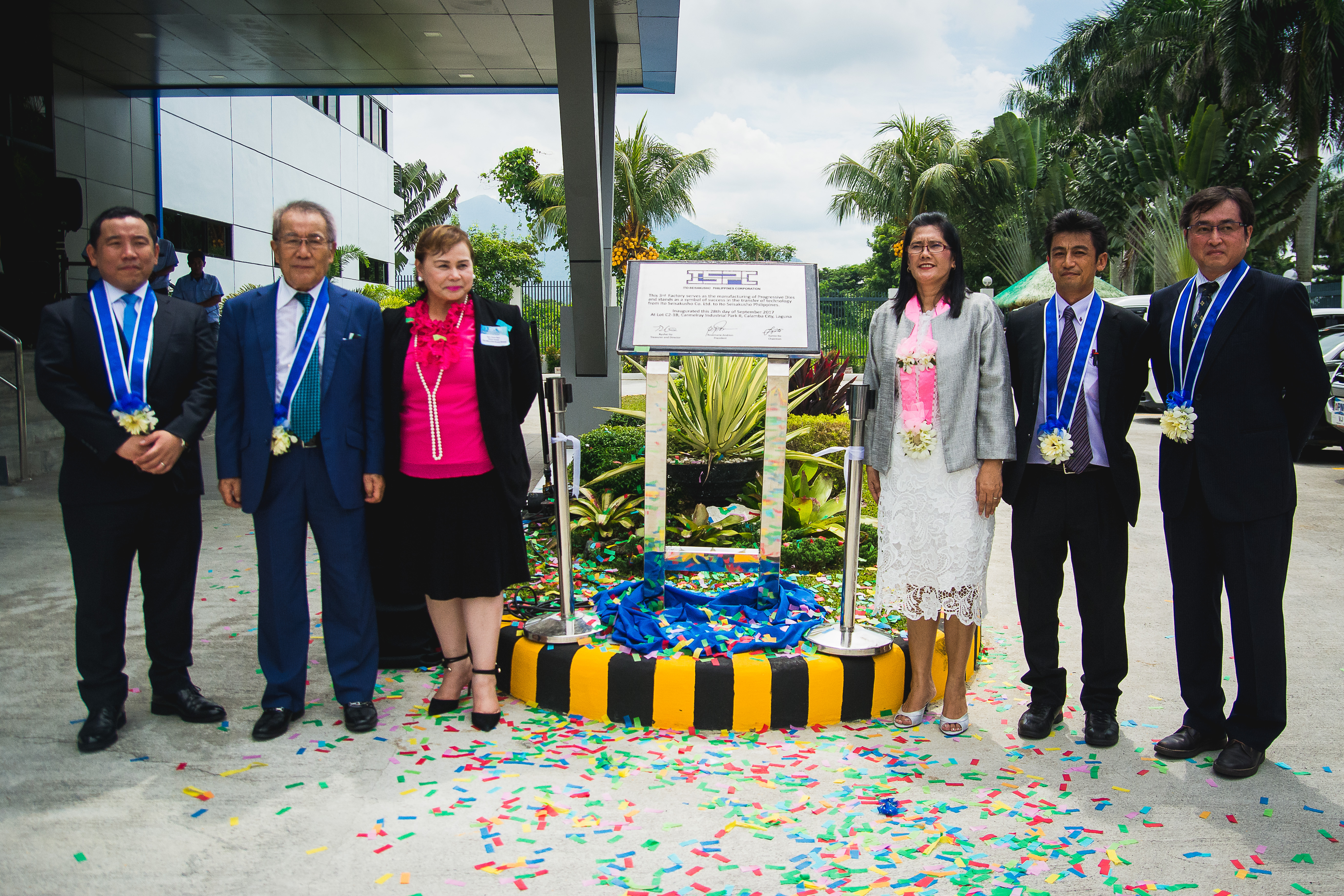 ISPC's Plant Inauguration