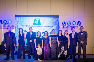 Technomar Crew Management Corporation's 15th Anniversary