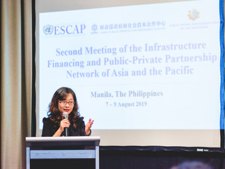 [Day 2] - The Second Meeting of the Infrastructure Financing and Public-Private Partnership Network