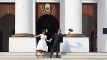 John Arbie & Alexis Amor | Civil Wedding