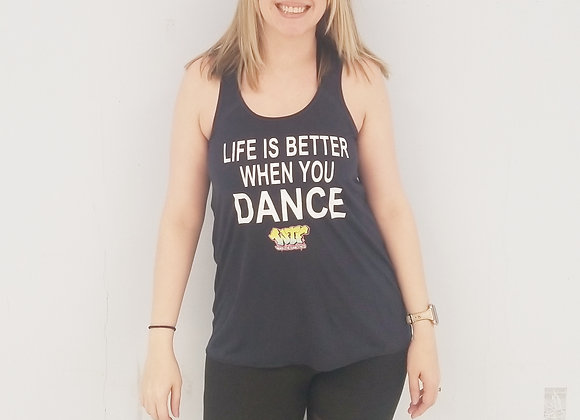 Life is Better Tank Top