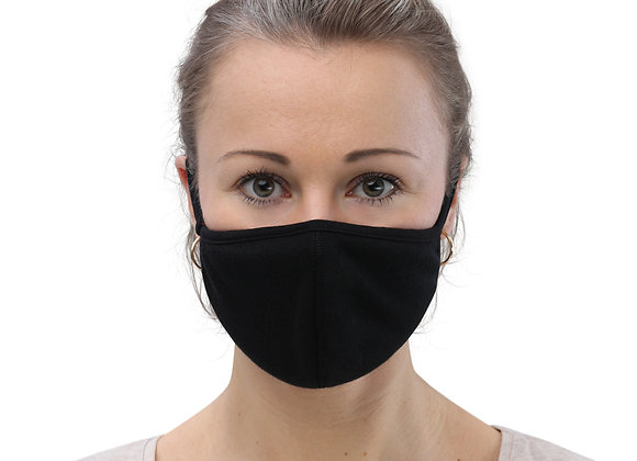 No Logo Face Mask (3-Pack)