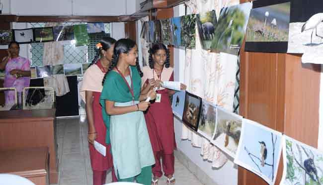 Wildlife Week Celebration at Nagai - BCF INDIA