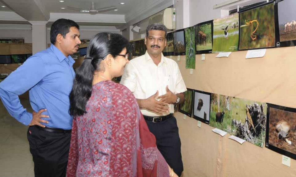 Wildlife Photography Exhibition - 2012