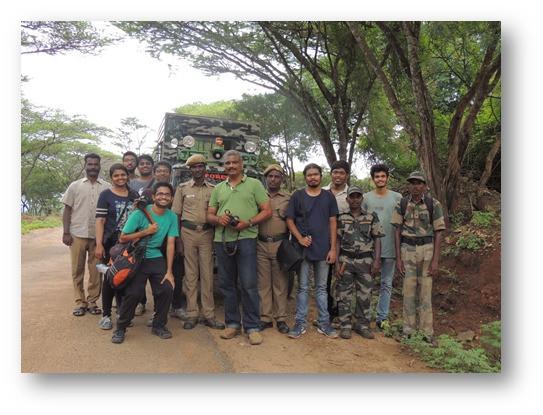 Baralikkadu Field Visit
