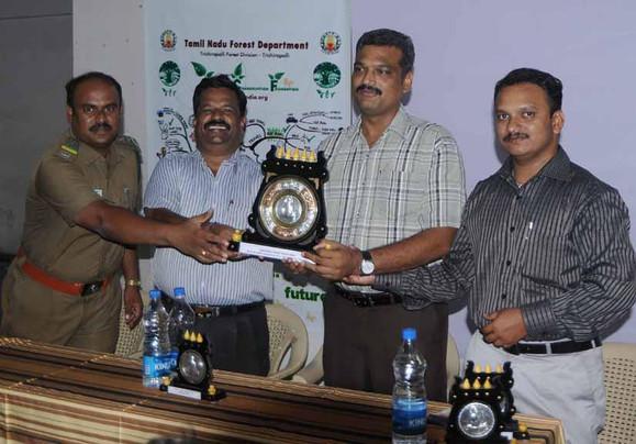 Award to BCF - INDIA