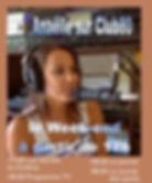 Anaëlle vous retrouve sur Club80 chaque week-end à partir de 17h ainsi que pour accompagner vos nuits sur votre webradio des années 80 ...