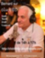 Bernard, animateur du Lundi au Vendredi sur Club80 de 14h à 17h : 3 heures de musiques des années 80 en compagnie de ce passionné de musique !!