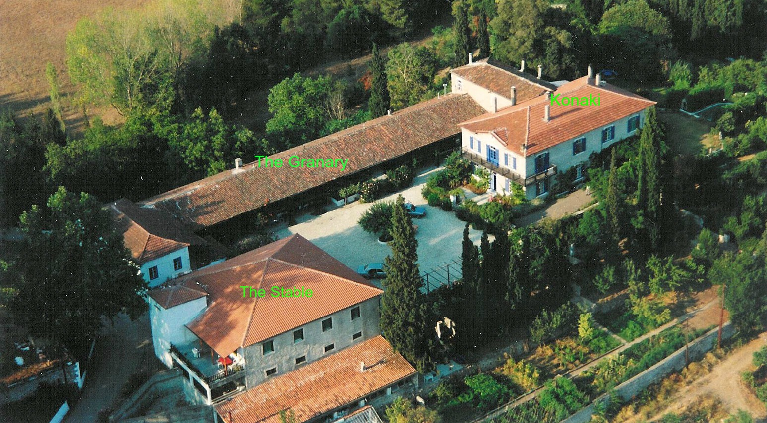 Candili estate