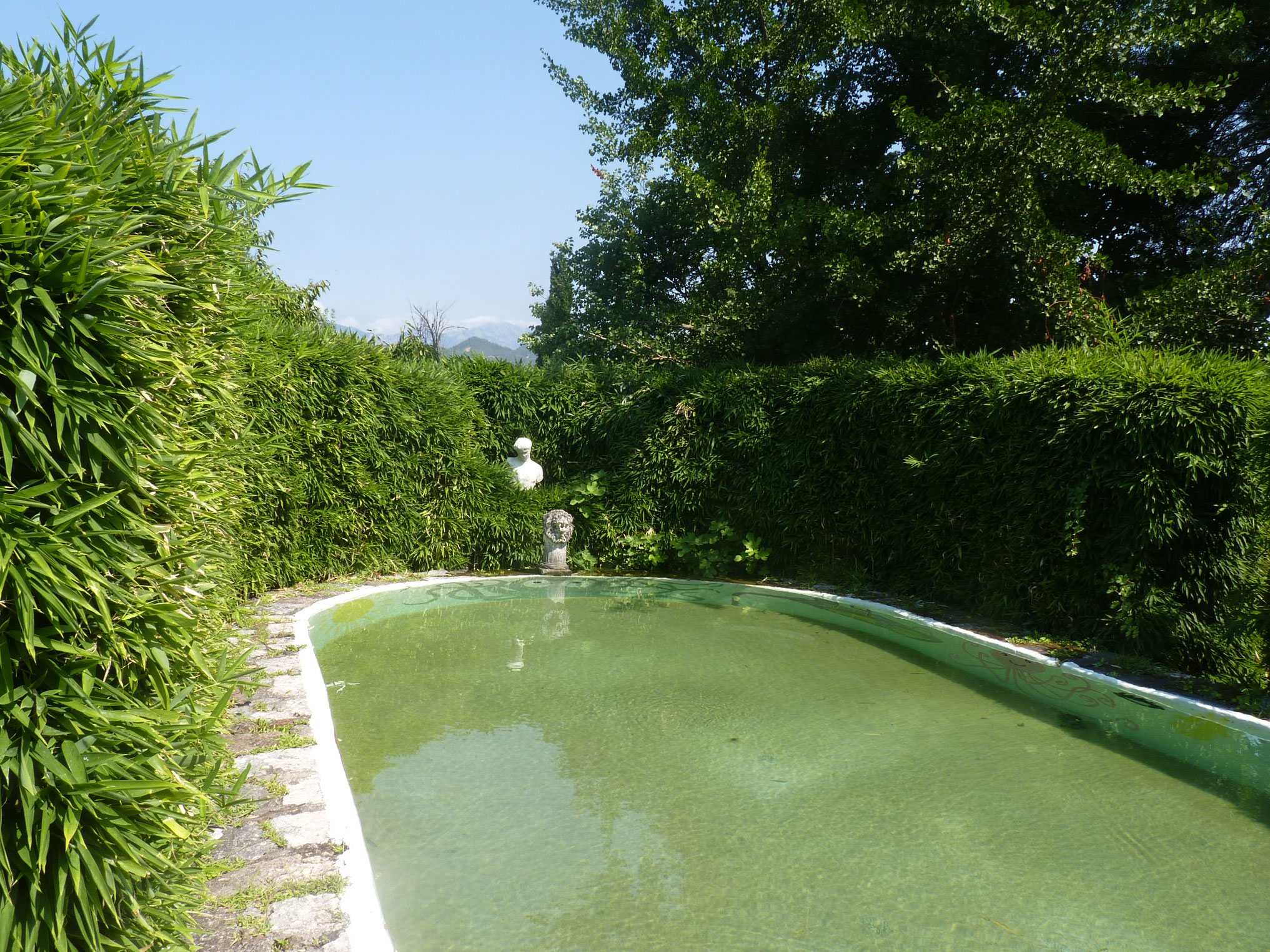 Private Pool at Konaki