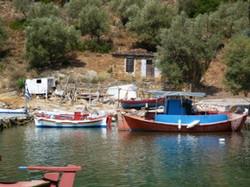 greek boathouse