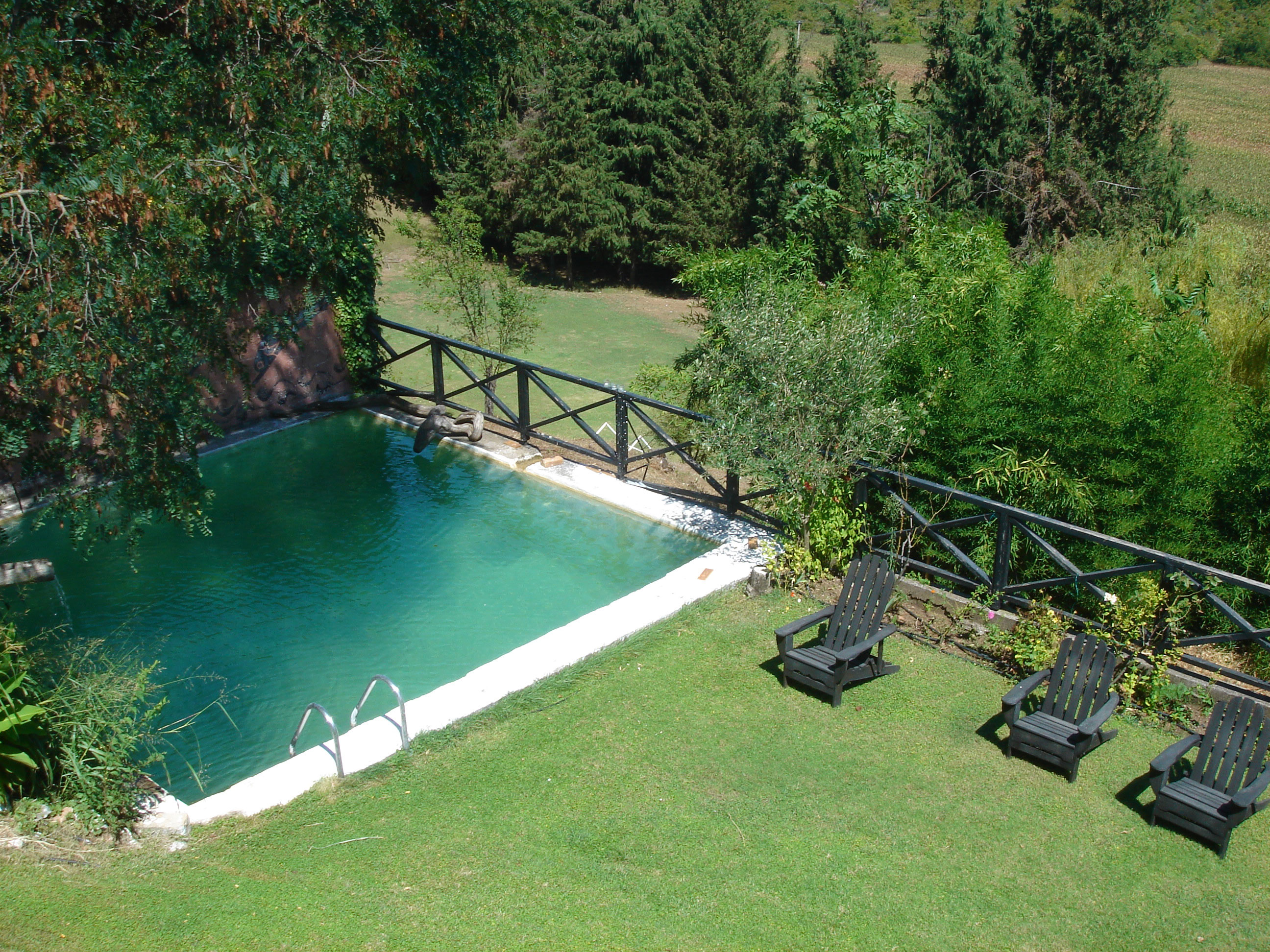 Pool at the Granary