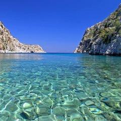 Aegean bay