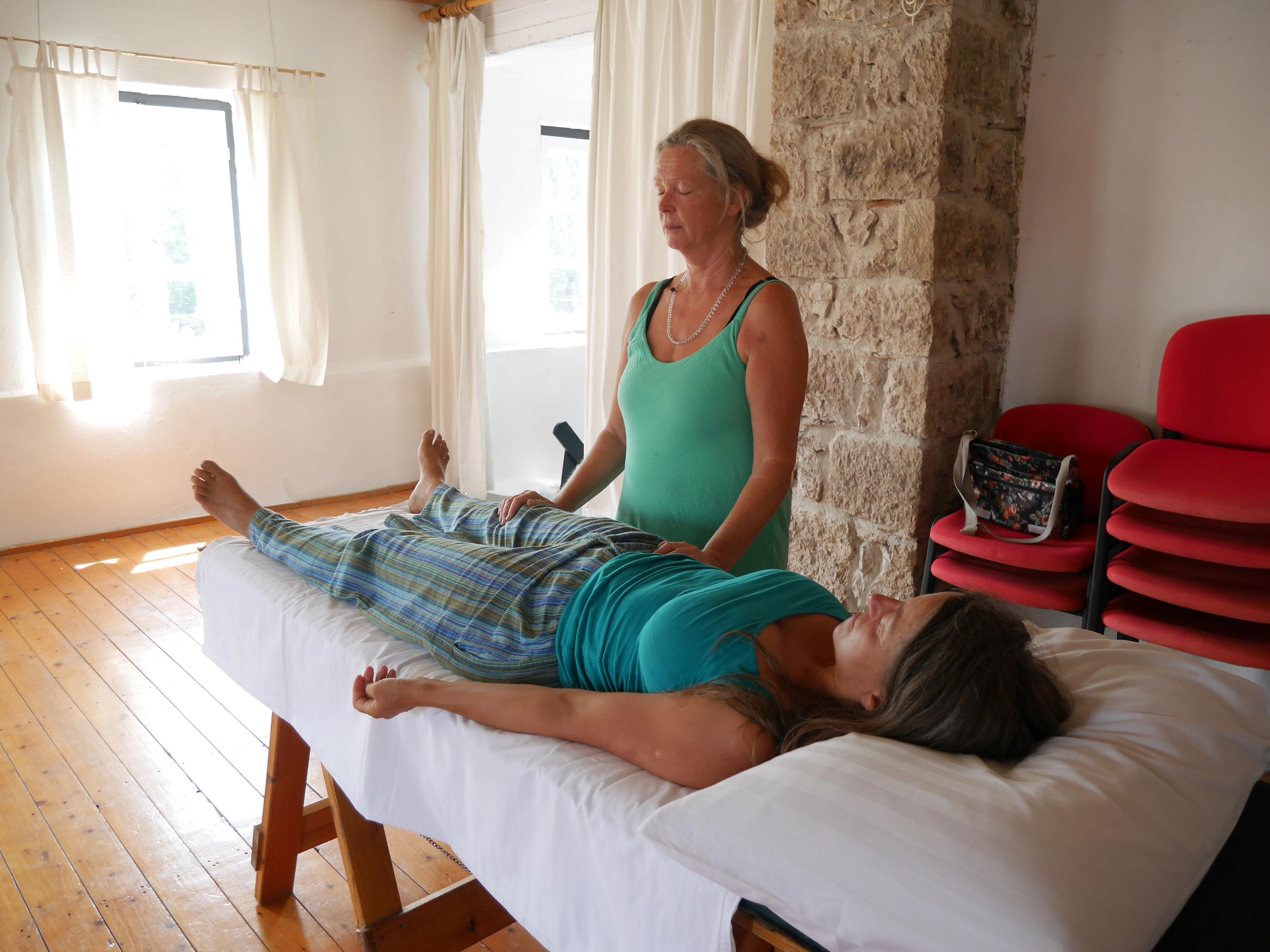 Healing at Candili