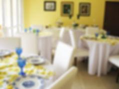 Sala de Almoço Casa de Repouso Vivenda Quinta das Flores em Alphaville