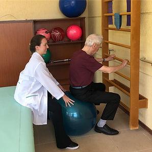 Fisioterapia Casa de Repouso Vivenda Quinta das Flores
