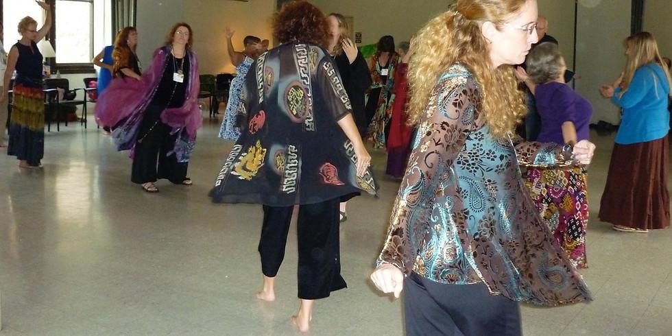 Natural Rhythms© Conscious Dance Class ~ Moon in Capricorn