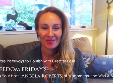 Freedom Fridays Facebook Live Gathering: