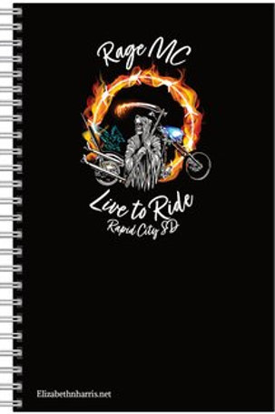 Rage MC notebook
