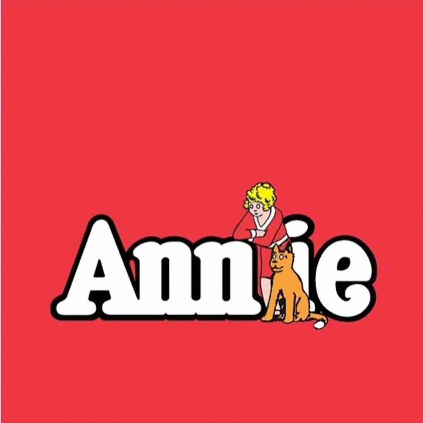 Annie Jr. Shows