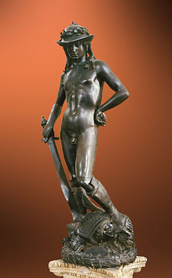 File:Donatello - David - Florença.jpghttps://commons.wikimedia.org/wiki/File:Donatello_-_David_-_Floren%C3%A7a.jpg