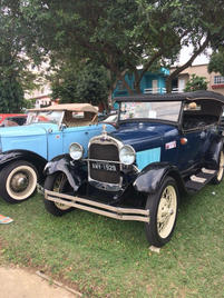 Ford A 1929 Phanton - Leandro Fardin - Alfredo Chaves-ES.