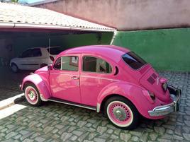 VW Fusca 1300L 1975 -Lucila de Souza - Anchieta ES.