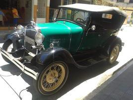 Ford A 1929 Phanton - Rogério Machado - Cachoeiro de Itapemirim ES.