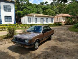 Chevrolet Chevette 1986 Victor de Lima-Uba.