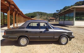 Chevrolet Opala Diplomata SE 1988_Aloisio_Rodrigues_Pereira_Conselheiro_Lafaiete_MG.