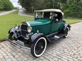 Ford A 1929 Roadster - Danilo Machado - Cachoeiro de Itapemirim ES.