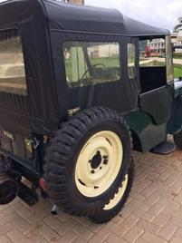 Jeep Willys 1951 - Renato Paiva Del Giudice - Viçosa.