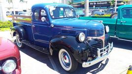 Dodge Pick Up 1946 - Cel. João Nascimento - Vila Velha-ES.