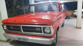 Ford F100 1979 - Rodrigo Sebastião - Cachoeiro-ES.
