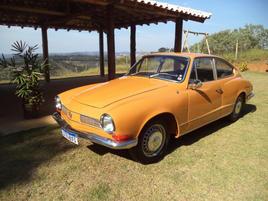 VW Karmann Ghia TC 1973 - Marcio de Lucca Filho - Viçosa.