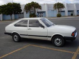 VW Passat LS 1983 Aloisio Reis de Souza - Viçosa.