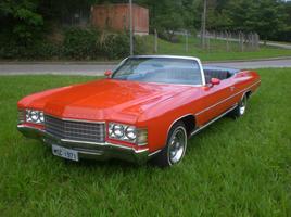 Chevrolet Impala 1971 - Nicodemos Cisne - Anchieta ES.