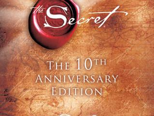 第四本:<The Secret> by Rhonda Byrne