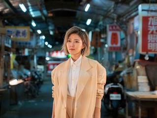 出道12年 Jyin傅健穎 首次在台灣發行 第三張個人創作專輯《一半太陽 一半月亮》 傅健穎高喊 : 伍家輝你是我的太陽!